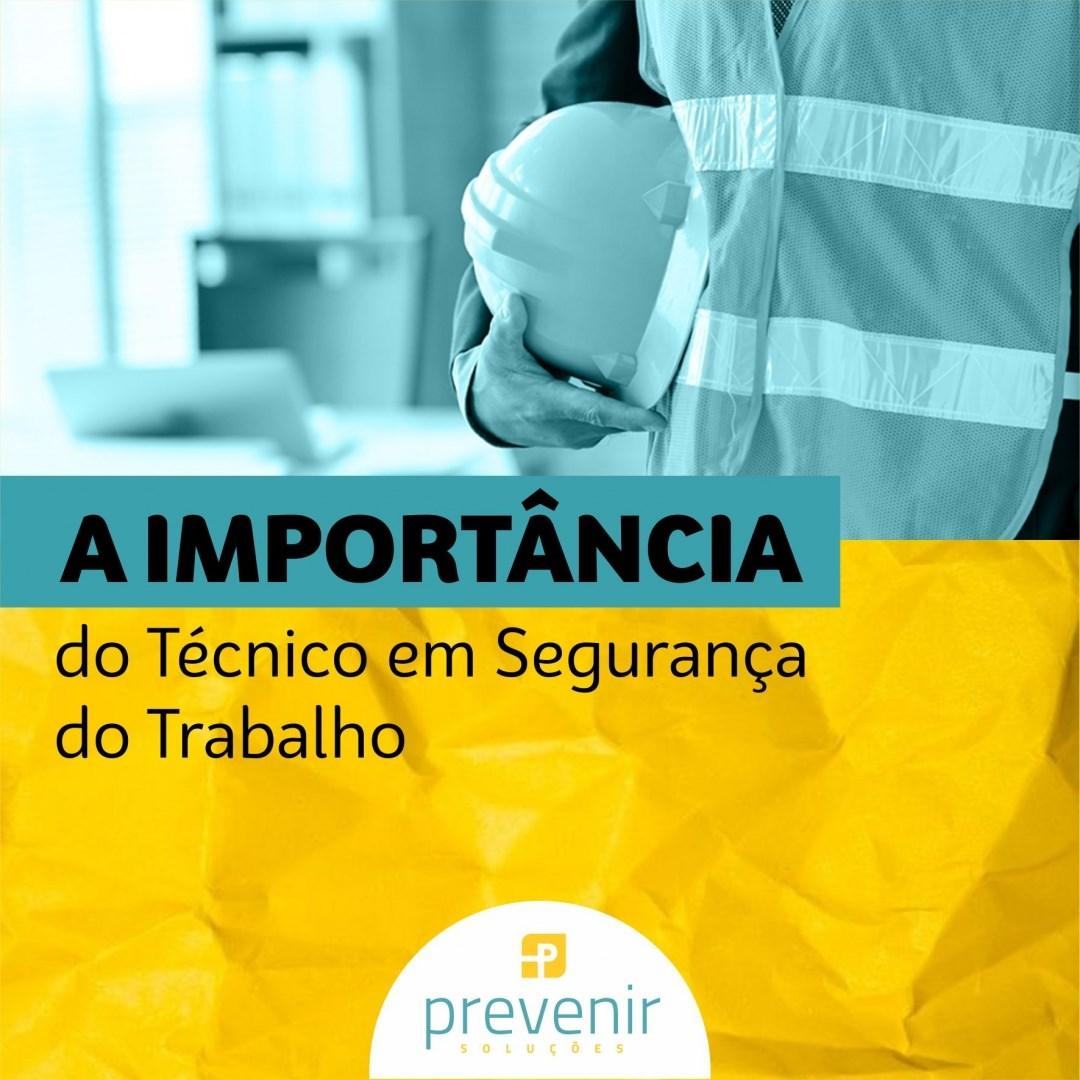 Dia 27 de Novembro: dia dos Técnicos de Segurança do Trabalho