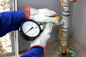 Testes de Estanqueidade de Gás GLP