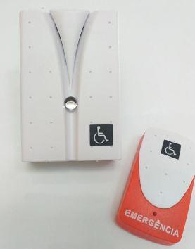 Acessibilidade - Avisador Sonoro de Banheiros