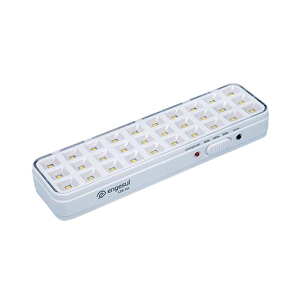 Luminária de Emergência - 30 LED