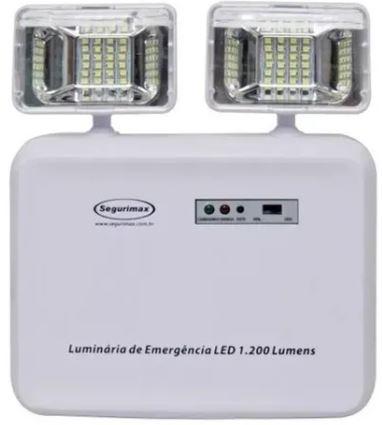 Luminária de Emergência - Farol