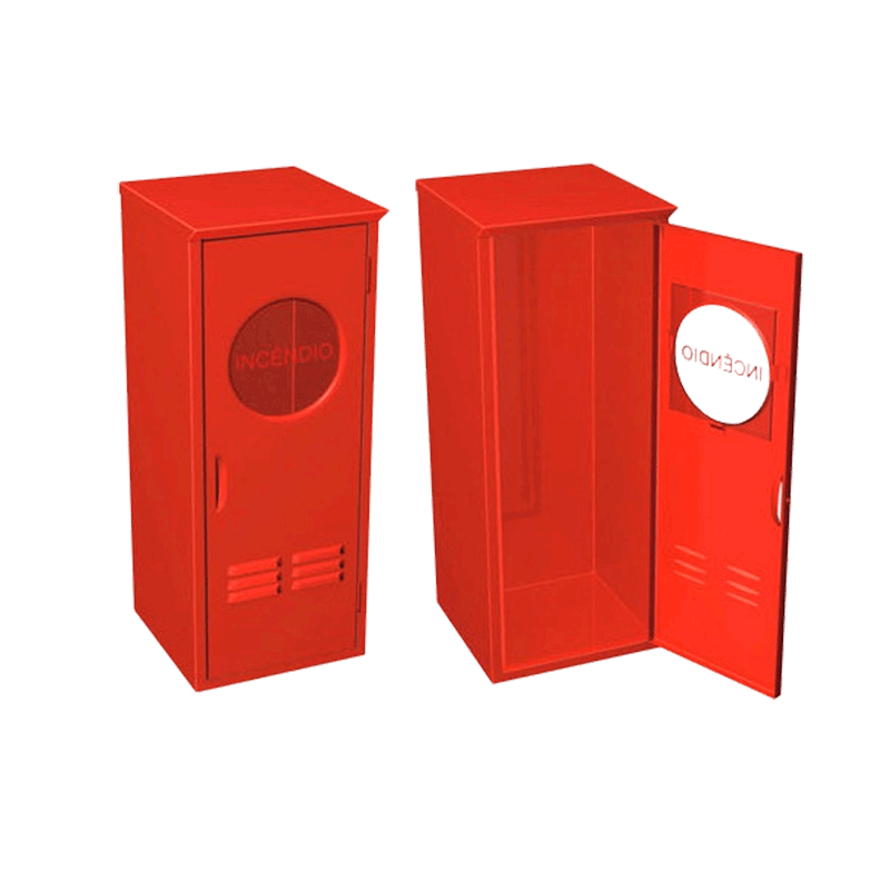 Abrigo - Extintor Portátil c/ Visor