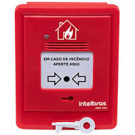 Alarme de Incêndio - Acionadores Manuais