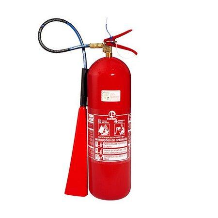 Extintor de Incêndio - CO2 (Portátil) 5-B:C