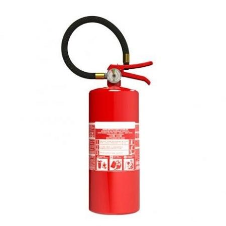 Extintor de Incêndio - ABC 04 KG (PORTÁTIL) 2-A:20-B:C