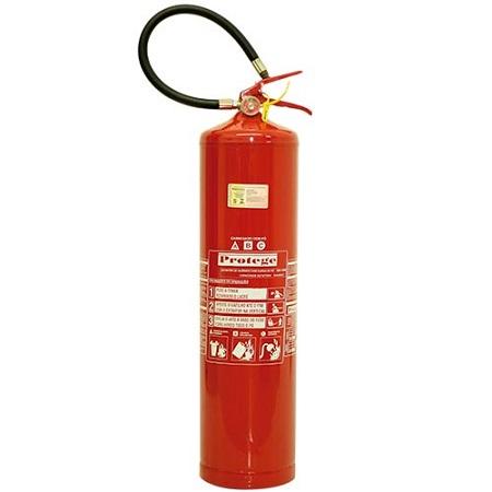 Extintor de Incêndio - ABC 12 KG (PORTÁTIL) 6-A:40-B:C
