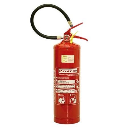 Extintor de Incêndio - BC 06 KG (PORTÁTIL) 20-B:C