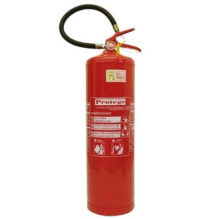 Extintor de Incêndio - BC 12 KG (PORTÁTIL) 40-B:C