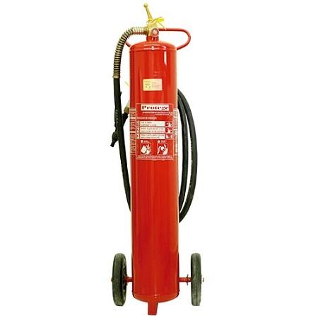 Extintor de Incêndio - BC 20 KG (SOBRE RODAS) 80-B:C