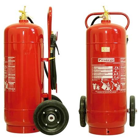 Extintor de Incêndio - AP 75 LT (SOBRE RODAS) 10-A