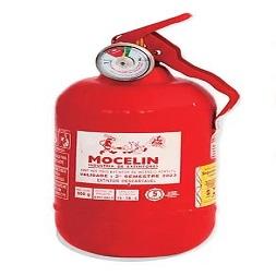 Extintor de Incêndio - ABC 01 KG (VEICULAR - FIAT) 1-A:5-B:C
