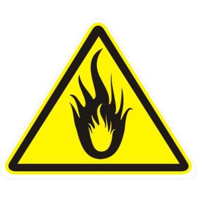 Sinalização: Placa de PVC - Alerta